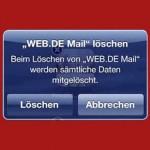 iOS6: App vom iPad löschen