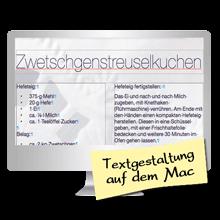 Mit Markdown Pro und Pages attraktive Dokumente schnell erstellen