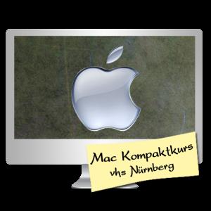 Mac Wochenend-Kurs vhs Nürnberg