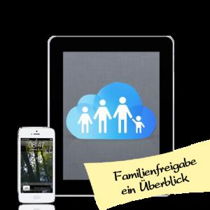 Familienfreigabe - ein Überblick
