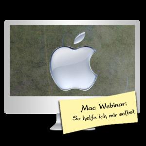Apple Mac OS X - so helfe ich mir selbst!